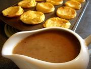 Yorkshire Pudding, Custard Type