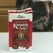 What's the difference between Kosher Salt and Regular Salt