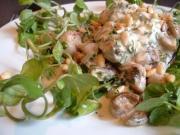 Fresh Mushroom Salad