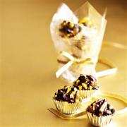 Great Christmas food gift- Almond and Ginger Rochers