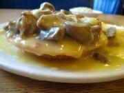 Chicken Giblet Pie