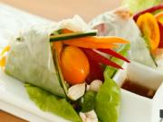 Saturday Chefs - Medley Salad Rolls