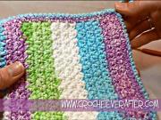 Nitty Gritty Washcloth Free Pattern Workshop
