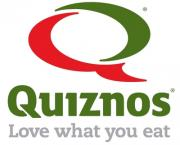 Quiznos Menu comes fully loaded