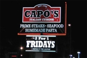 All About Capo'S Restaurant