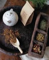 Store loose leaf tea in air tight contianer
