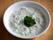 Traditional Cucumber Raita