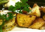 Roast Potatoes with Thyme