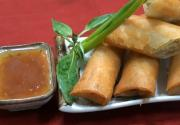 Chicken And Noodle Eggrolls