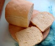 Classic White Bread Basic Recipe