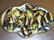 Feast of the Seven Fishes On Christmas Eve - Mediterranean Mussels