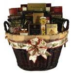 tips for making a Canadian gift basket.