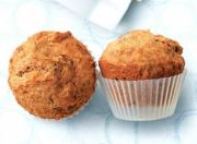 Carrot Muffins with Currants