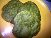 Green Healthy Palak Poori