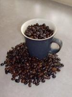 Remove Mold from coffee beans