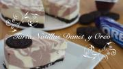 Tarta De Natillas Danet Y Galletas Oreo 1020257 By Chefdemicasa