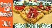 Polenta Cakes