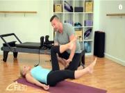 Rebalance Pilates Exercise Routine