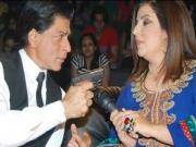 Shahrukh Khan Takes A Dig At Farah Khan
