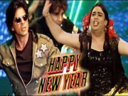 Comedy Nights With Kapil Palak In Shahrukh Khans Happy New Year