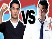 Salman Khans Bigg Boss 8 Vs Aamir Khans Satyamev Jayate 3