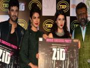 Priyanka Chopra At The Music Launch On Zid
