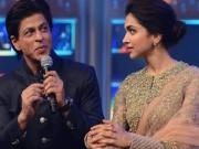 Shahrukh Khans Reaction On Deepika Padukones Cleavage Controversy