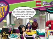 Moms Outraged At Lego For Offering Beauty Tips To Young Girls