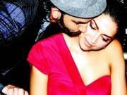 Ranveer Singh Kisses Deepika Padukone In Pubic At Aib Knockout