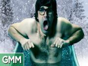 Extreme Ice Bath Challenge