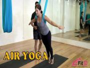 What Is Air Yoga Part 1