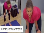Damage Control Workout 10 Minute Follow Along Cardio Workout