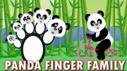 Panda Finger Family