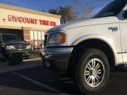 Discount Tire Pit Stop