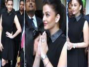 Aishwarya Rai Bachchan Sexy Slim Avatar Longines Store Launch