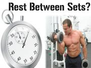 How Long Should You Rest Between Sets