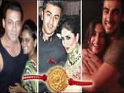 Bollywood Siblings Raksha Bandhan Special