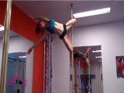 Pole Dancer Joanna Putting The Fun Into Fitness