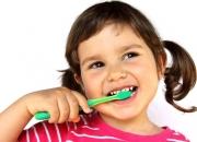 Child Brushing