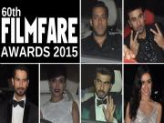 60 Th Britannia Filmfare Awards 2015 Red Carpet