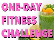 Easy One Day Fitness Challenge