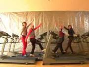 Treadmill Dancing