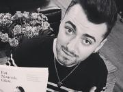 Sam Smith Shows Off His New Slimmer Figure
