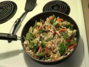 Easy Low Carb Bodybuilding Meal Chicken And Veggie Stir Fry