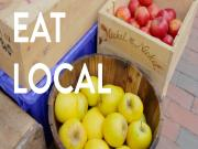 Earth Day Wellness 2015 Eat Local Food