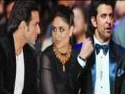 Kareena Kapoor Hrithik Roshans Sexual Tension Exposed At Iifa Awards 2014