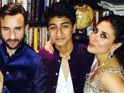 Saif Ali Khans Son Ibrahim Khans Dashing Bollywood Debut