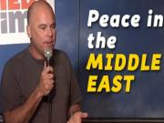 Stand Up Comedy By Abe Abdelhadi How To Achieve Peace In The Middle East