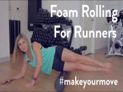 Foam Rolling For Runners