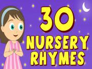 Collection Of 30 Nursery Rhymes